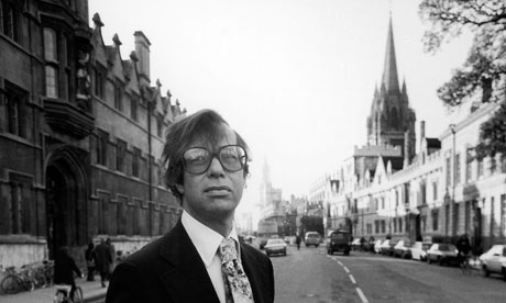 Ronald Dworkin at Oxford University in the 1970s. Photograph: Terrence Spencer/ Time & Life/Getty