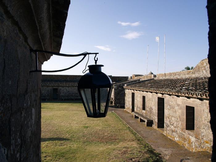 Fuerte San Miguel Rocha. Foto: Maria Kockmann