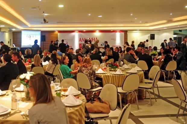 Entrega dos prêmios foi feita na sede da Federação das Indústrias de SC, em Florianópolis