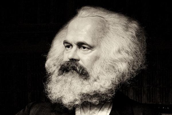 Karl Marx by I Strawfish I