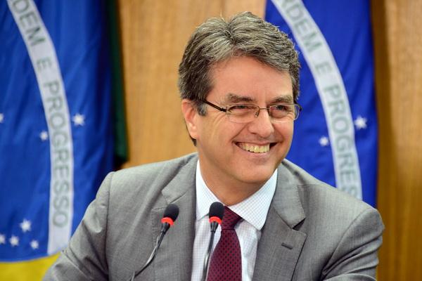 Roberto Azevêdo será o diretor-geral da Organização Mundial do Comércio (OMC)