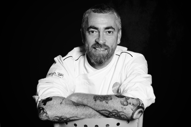 Brazil's superstar Alex Atala, the only chef in the list of the 100 most influential people in the world, shared tips on how to achieve success in a conference in Mogi Mirim. (Photo credit: Wikipedia)