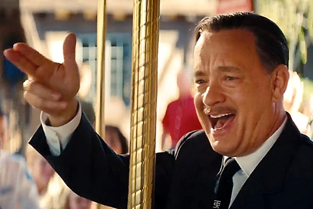 Tom Hanks como Walt Disney no filme 'Saving  Mr. Banks' (Foto: Divulgação)