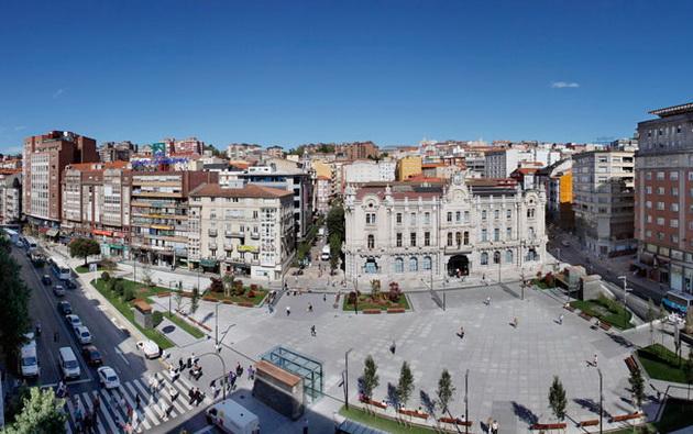 Vista da cidade de Santander (Divulgação/ Spain Cool Cities)