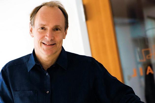 """Tim Berners-Lee, o criador da """"WORLD WIDE WEB"""""""