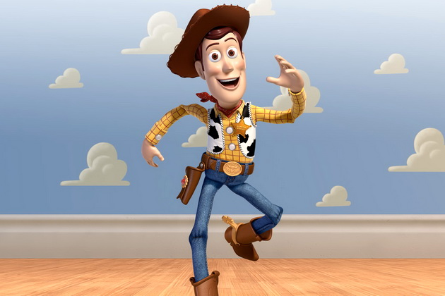 """Promotional picture from """"Toy Story 3"""" animation (Disney / Pixar)"""