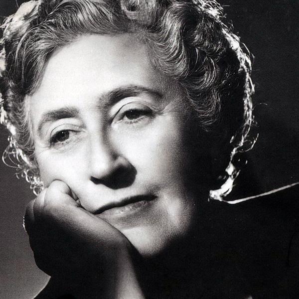 Agatha Christie (Imagem: Wikipedia)