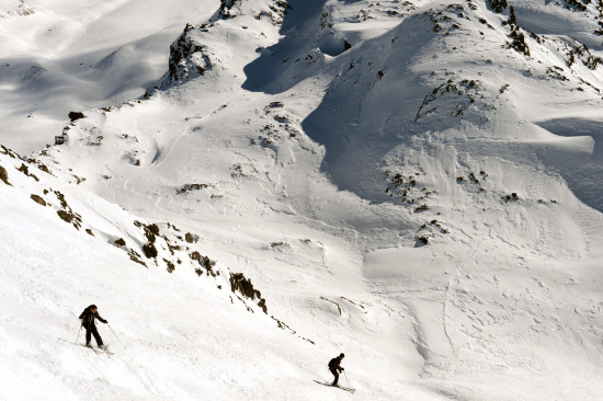 FRANCE-SKI-LEISURE-AVALANCHE